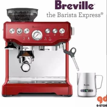 BES870 Espresso machine